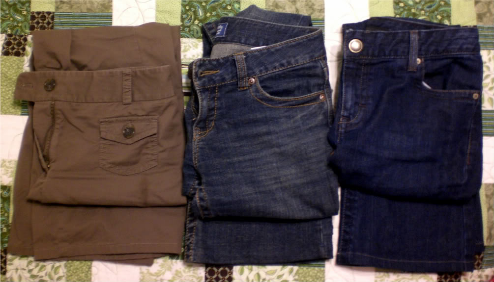 Altering Jeans: To Hem or Not to Hem