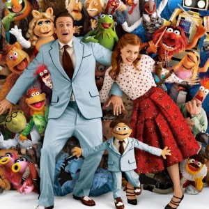 Amy Adams' Style in The Muppets New Movie