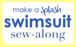 Swimsuit Sew-Along: Inserting Elastic and Finishing Touches