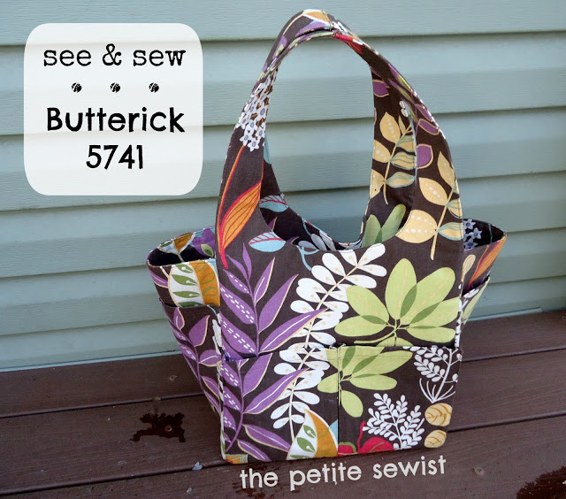 See & Sew / Butterick 5741