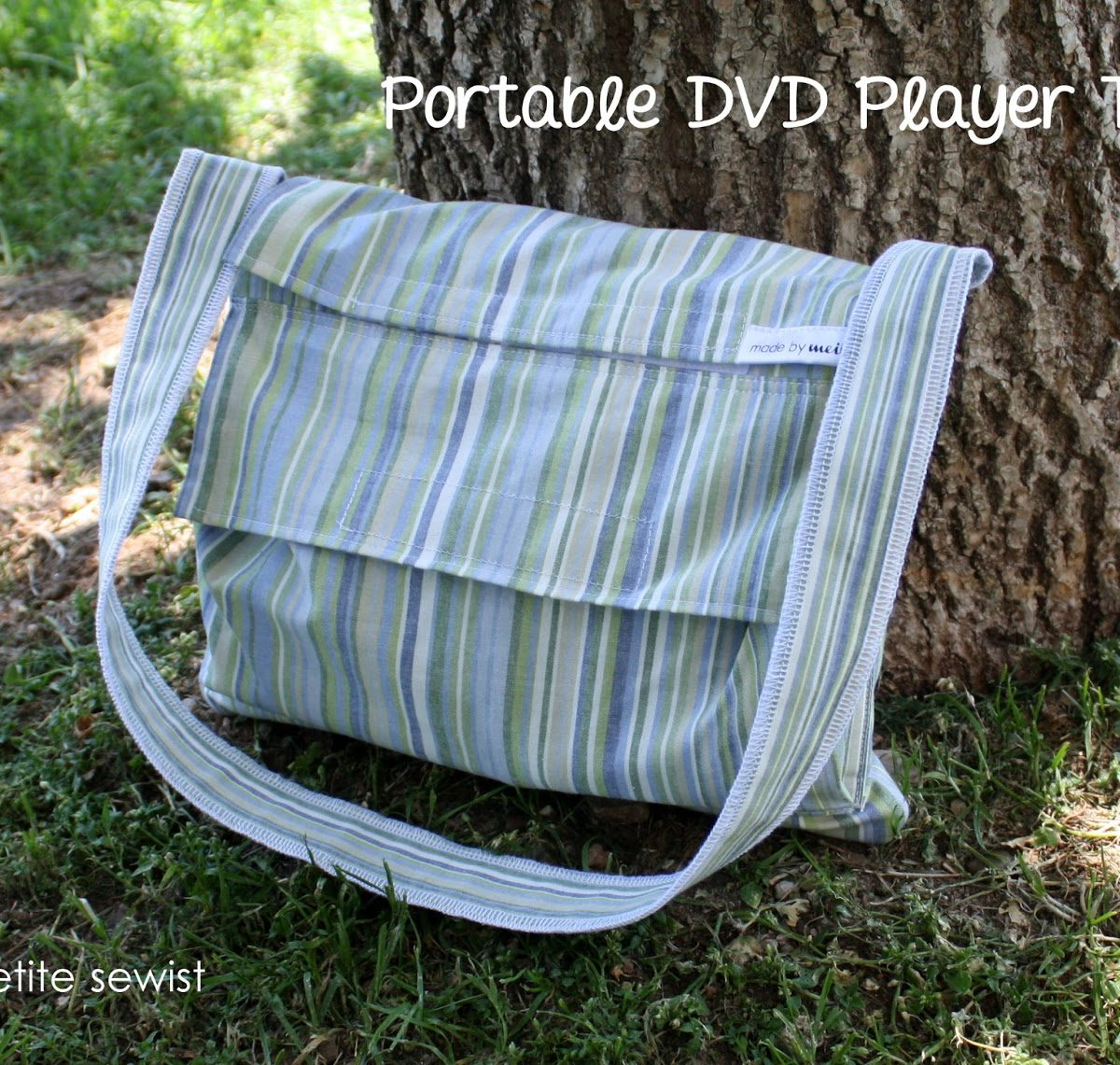Portable DVD Player Tote
