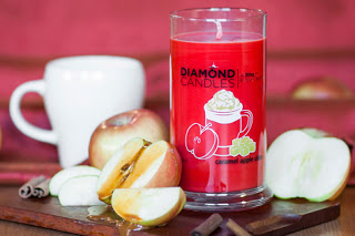 Diamond Candles Winner!