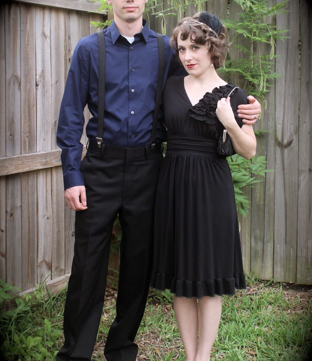 Gatsby Party + Favorite Sewn Items