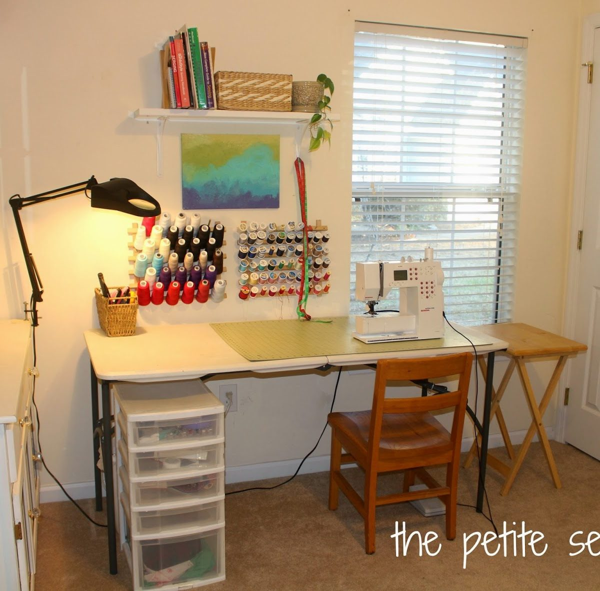Organizing The Sewing Room
