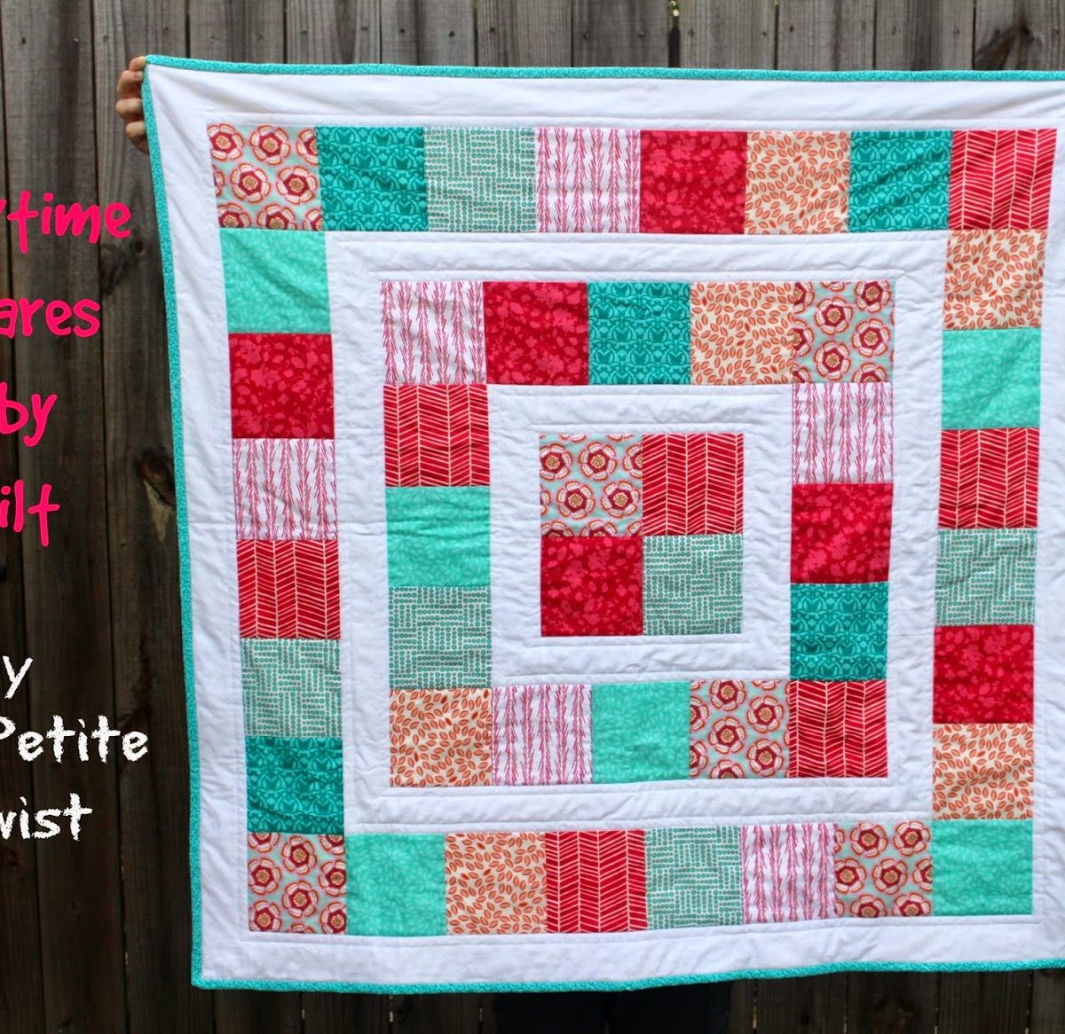 A Quilt for Baby S