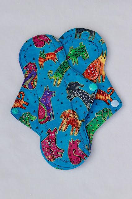 FREE Patterns and Resources: Sewing Washable Cloth Pads