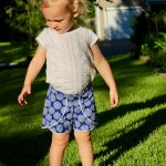 Tess Tulip Shorts ~ Bella Sunshine Designs