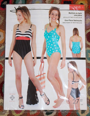 one piece swimsuit pattern review