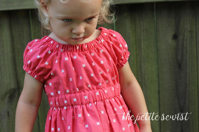 easy toddler dress sewing pattern