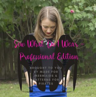 Easy Knit Sewing Patterns – Sew What Do I Wear: Professional Edition