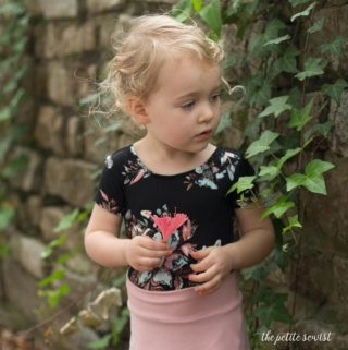 Jalie Ballet Leotards and Ballet Skirts – Quick, Easy Project