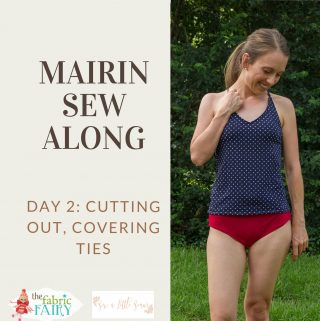 Womens' Mairin Sew Along: Day 2