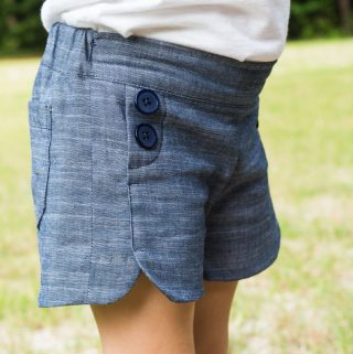 Monaco Shorts by New Horizons