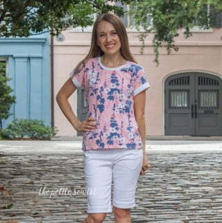 Twill Shorts || Mountain View Pull-On Jeans Pattern